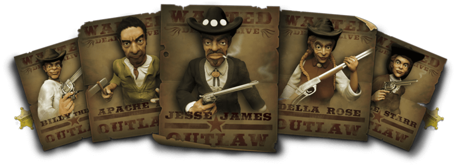 Dead Or Alive Slots Review